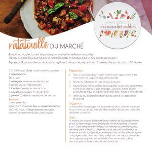Fiche recette | Ratatouille